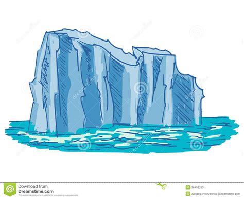 clipart iceberg iceberg stock photos image 36453253