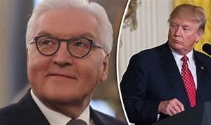 Donald Trump critic Frank Walter Steinmeier elected as ...