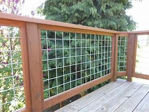 Best hog wire fence panels safety idea fence ideas for What kind of paint to use on kitchen cabinets for wire bird wall art