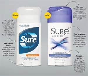 Sure Female Deodorant Ad
