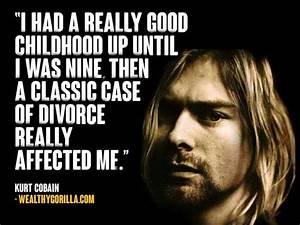 26 Kurt Cobain ... Nirvana Friend Quotes