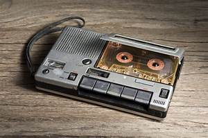 The History Of The Cassette Tape