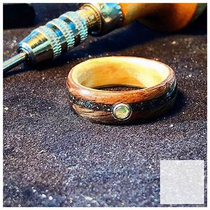 Rings Meteorite Ring Specialized Customized Order