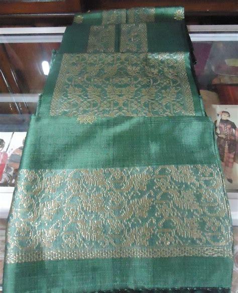 Yüzlerce çeşit kadın elbise ve kadın tekstil ürünü özel fiyatlar ve batik bu hafta. Kain Songket Sarimbit Silungkang - Padang - Minang warna hijau ...   Kain, Warna, Hijau