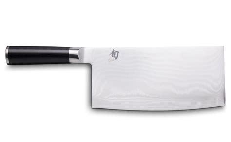 shun damas 18 cm couteau de cuisine quot chinois quot colichef