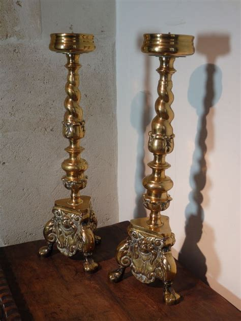 church candle holders wonderful set large church candle holders bruges ca