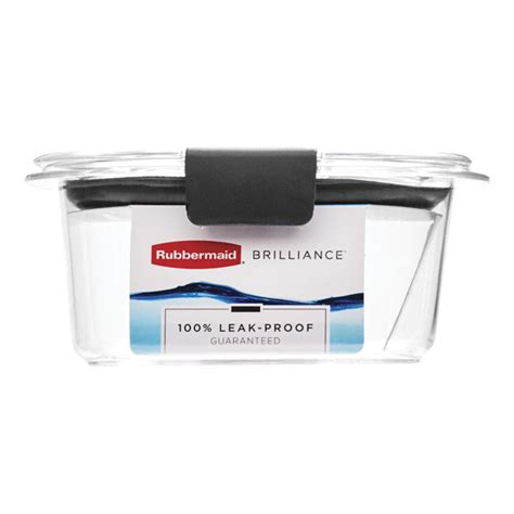 meijer rubbermaid brilliance food storage containers