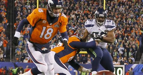 super bowl xlviii quarterly analysis  seahawks