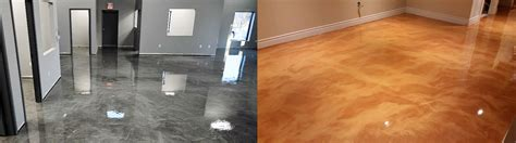 epoxy flooring how to install diy epoxy floor metallic installation guide
