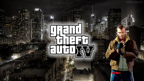 Gta Grand Theft Auto 4 Full Version Download