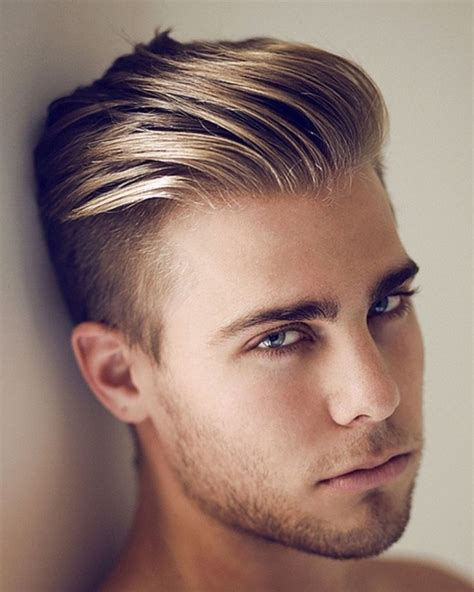 Boys Haircut Short Sides Long Top Easy Men39s Hairstyles ...