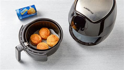 fryer air pillsbury biscuits cooking worked tried actually these pizza cooked foil airfryer brown rolls