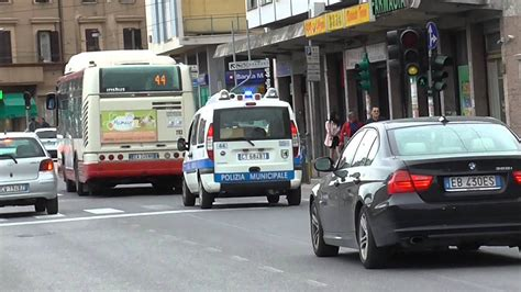 Ufficio Polizia Municipale by Polizia Municipale Ufficio Mobile In Pattugliamento