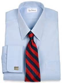 Straight Collar Paul Fredrick Dress Shirts
