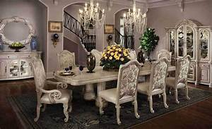 How to make your dining room feel like poetry the for Elegant dinning room