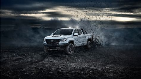 Chevrolet Colorado 4k Wallpapers by 2017 Chevrolet Colorado Zr2 Crew Cab Wallpaper Hd Car