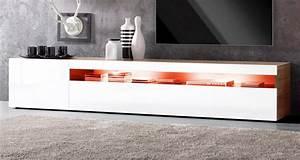 Tv Lowboard 100 Cm Breit : lowboard breite 200 cm online kaufen otto ~ Bigdaddyawards.com Haus und Dekorationen