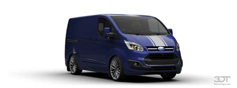 Ford Transit Tuning Styling