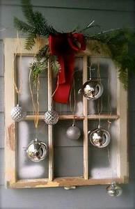Große Weihnachtskugeln Für Außenbereich : fensterdeko f r weihnachten wundersch ne dezente und tolle beispiele ~ Eleganceandgraceweddings.com Haus und Dekorationen