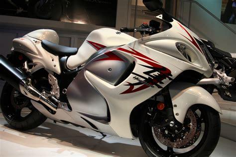 2014 1300 Hayabusa   Autos Weblog