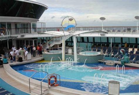 jewel   seas main swimming pool photo