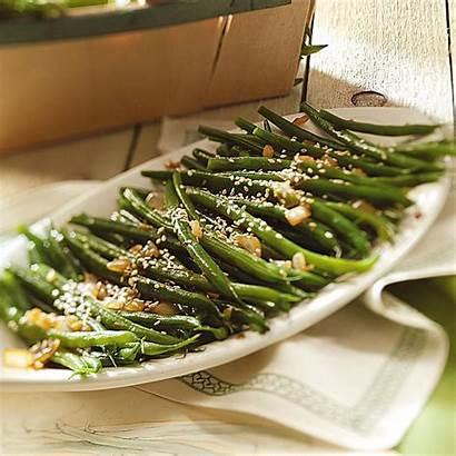 Beans Easy Sesame Recipe Taste Recipes