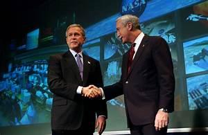 Bush NASA - Pics about space