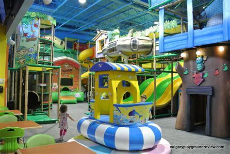 Treehouse Indoor Playground