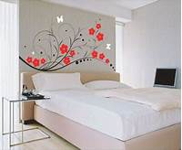 interesting bedroom wall decals Modern And Unique Collection Of Wall Decor Ideas | Freshnist