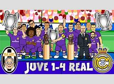 JUVE 14 REAL MADRID! Real Duodecima! Real win the