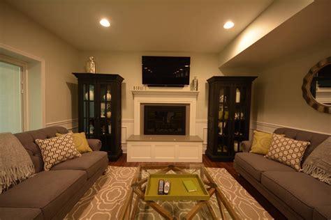 Decorating Ideas by Basement Fireplace Design Ideas Basement Masters