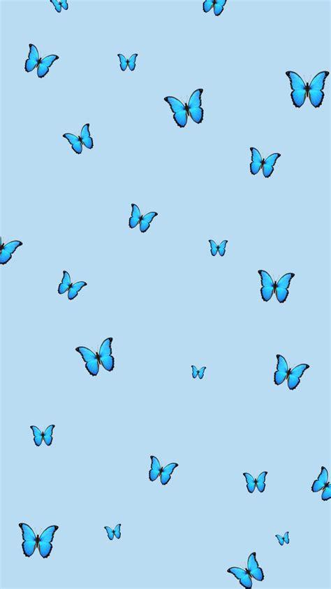 blue butterfly wallpaper blue butterfly wallpaper