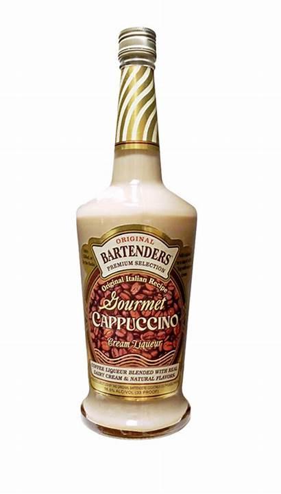 Bartenders Cocktails Cappuccino Flavors Gourmet