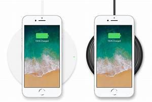 Chargeur Qi Iphone : consomac les chargeurs qi pour l 39 iphone 8 et l 39 iphone x ~ Dallasstarsshop.com Idées de Décoration