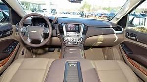 2017 Chevrolet Tahoe - Cocoa-dune Interior
