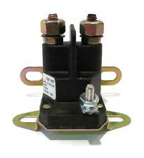 how to replace a starter solenoid for deere mowers html autos weblog