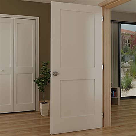 kiby shaker  panel wood slab interior door reviews
