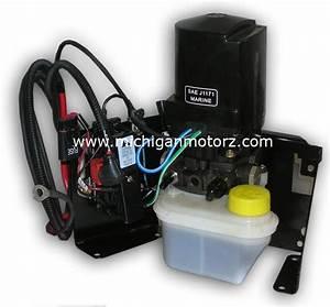 Mercruiser Power Trim  Tilt Pump Assembly