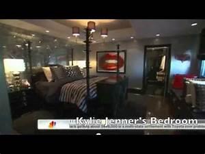 Inside The Jenner Mansion 2013 - YouTube