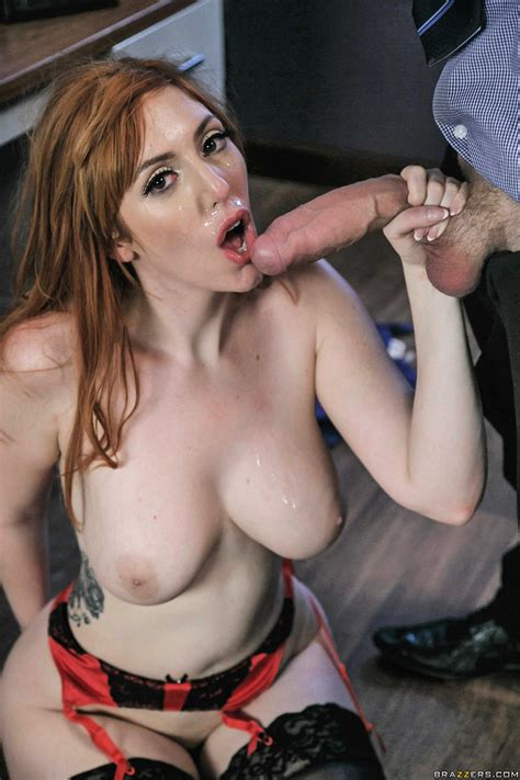 Ginger Babe Is Fucking Her Co Worker Photos Lauren Phillips Milf Fox