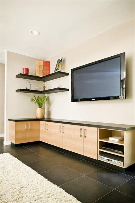 shelves living room design home decor ideas