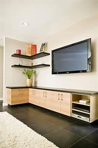 Sharp small living room interior living room cabinets for Living room cabinets design