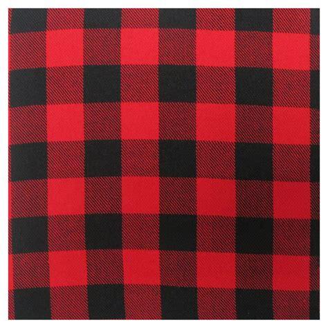 tartan plaid fabric material cloth 106 quot x 53 quot 268x135cm