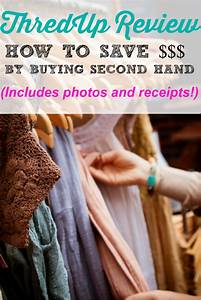 Thredup, Review, My, Experience, Buying, Second, Hand, Online