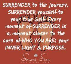 Nurture Your In... Daily Surrender Quotes