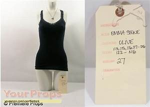 Easy A Olive's (Emma Stone) Tank and Necklace original ...