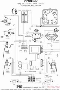 Mybinding Electrical 7700 230vac Wiring Diagram User Manual