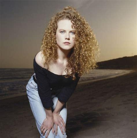 Natural Curl Girls Nicole Kidmans Curls Are So Rad