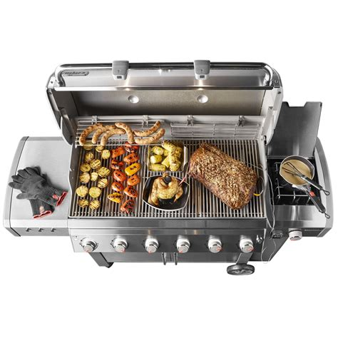 cleveland kitchen cabinets genesis ii lx s 640 gas grill gas 2249