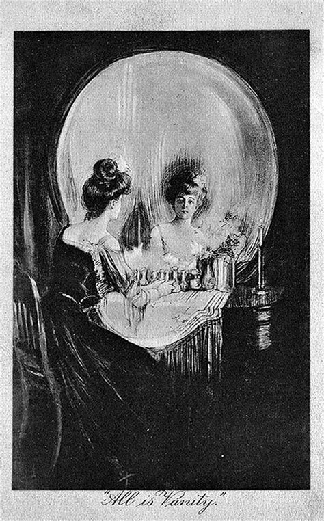 Meaning Of Vanity by Charles Allan Gilbert Alchetron The Free Social
